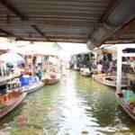 DAY3 タリンチャン水上マーケットとカオサンロード