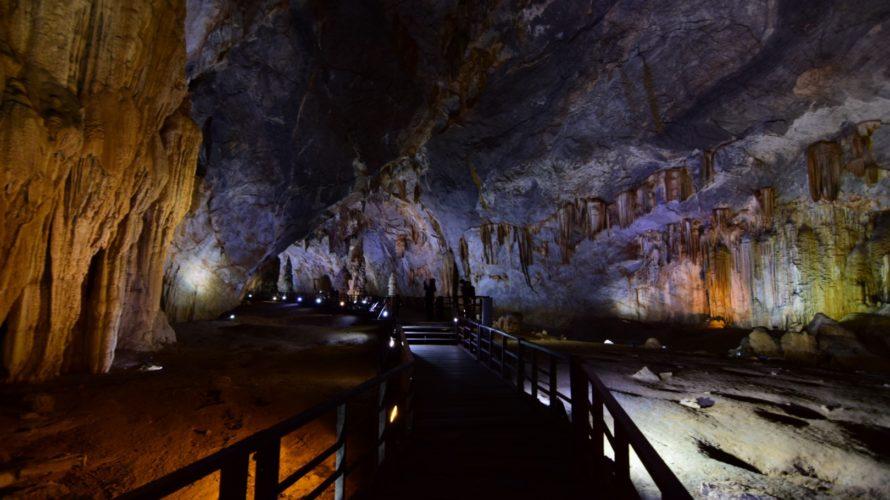 DAY12  天国の洞窟・ホンニャ洞窟ツアー