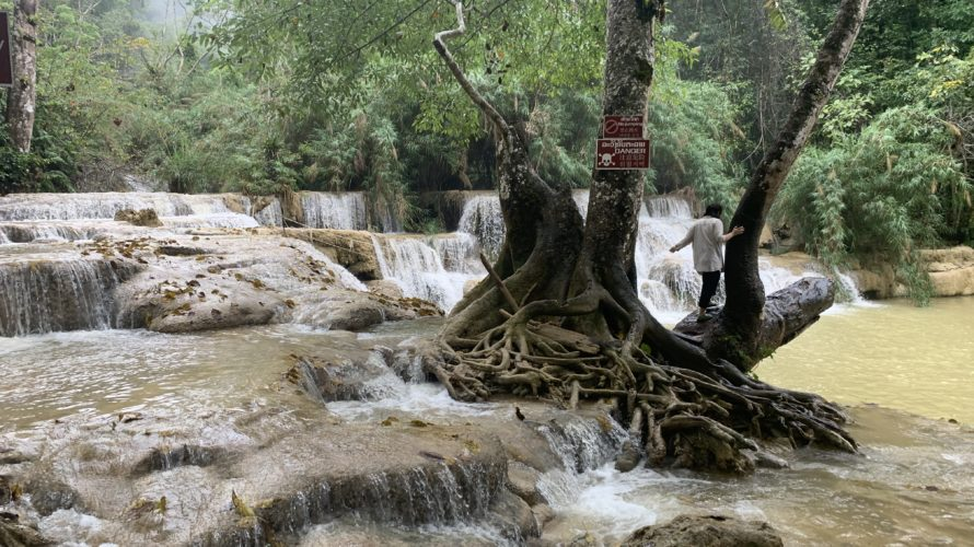 DAY21 クアンシーの滝