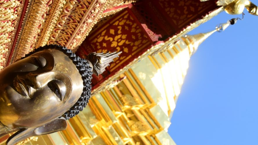 DAY26 チェンマイ ドイステープ寺院訪問🙏