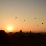 【DAY32・ミャンマー】バガン観光(登れるパゴダを散策)