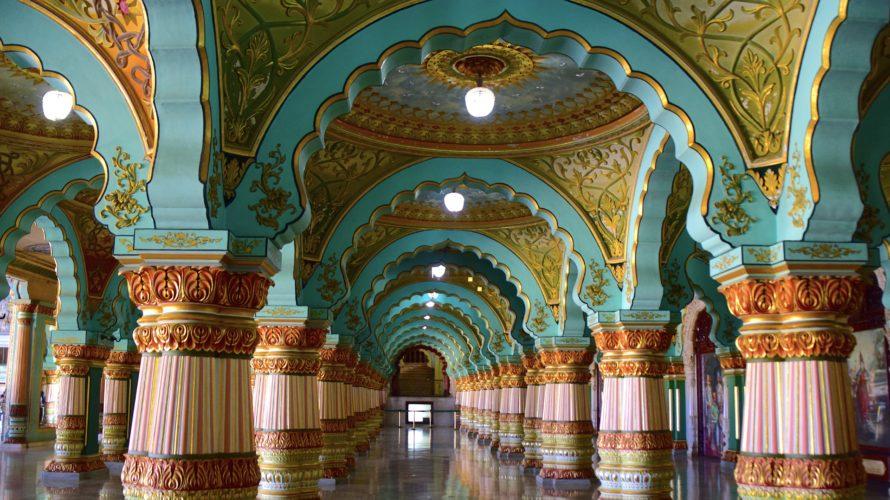 【DAY47・インド】チャームンディーの丘&マイソール宮殿観光