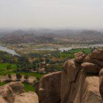 【DAY51・インド】世界遺産 ハンピの絶景を独り占め