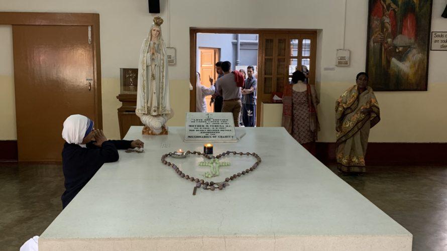 【DAY43・インド】マザーハウスとインド映画鑑賞へ