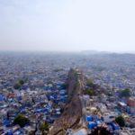 【DAY57・インド】青の街 ジョードプル観光!