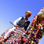 【DAY61・インド】砂漠フェスティバル2日目