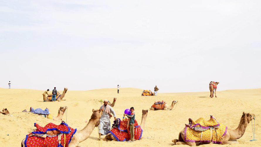 【DAY62・インド】砂漠フェスティバル最終日