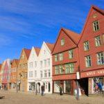 【DAY81・ノルウェー】カラフルな街ベルゲン散策