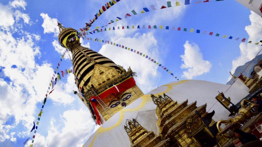 【DAY68・ネパール】カトマンズ観光&日本食を堪能!