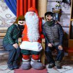【DAY89・フィンランド】サンタクロース村へ🎅🎄🎁