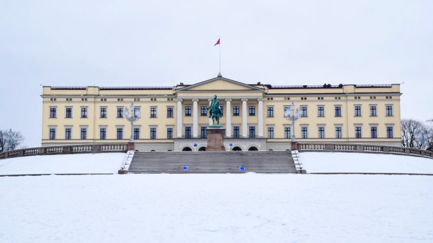 【DAY78・ノルウェー】ついに北欧へ!!首都オスロ観光