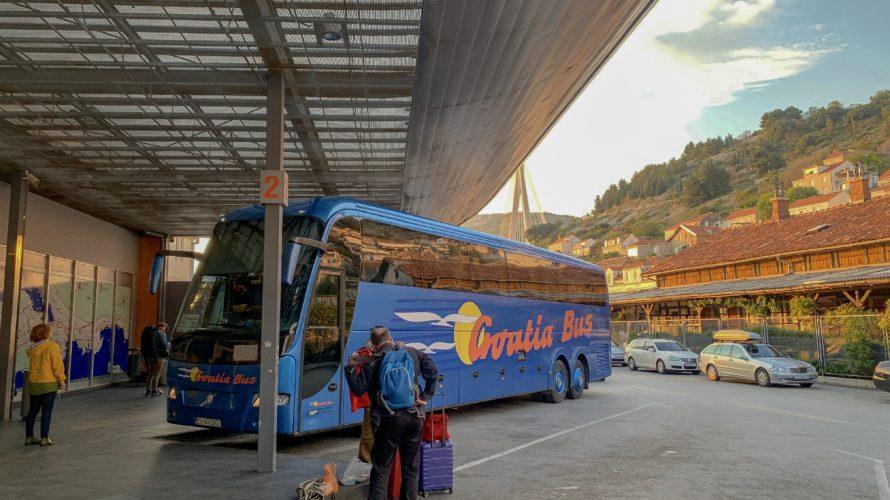 【DAY119・クロアチア】ザグレブからドゥブロヴニクへ11時間半の大移動