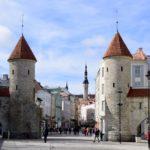 【DAY99・エストニア】バルト三国へ!エストニア・タリンをぶらり