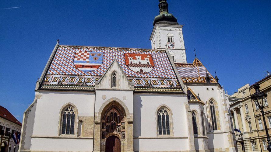 【DAY118・クロアチア】ザグレブをゆったり観光