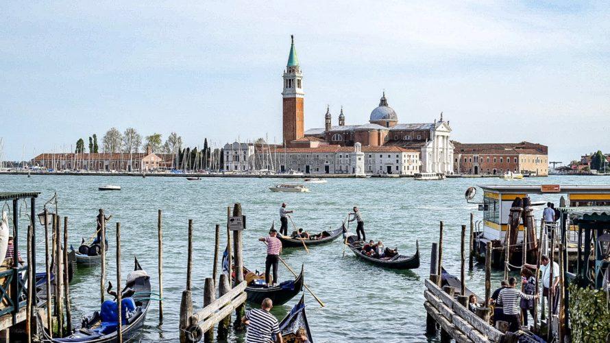 【DAY123・イタリア】水の都「ヴェネツィア」は見どころだらけ