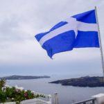【DAY136・ギリシャ】本日雨!サントリーニ島でのんびり