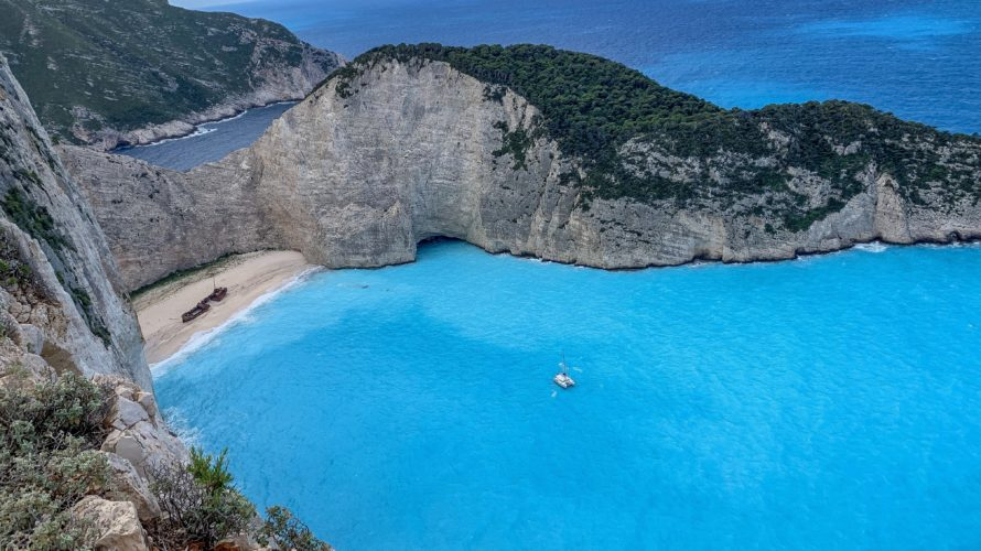 【DAY140・ギリシャ】ザキントス島の絶景巡り