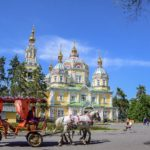 【DAY145・カザフスタン】アルマトイを1日観光