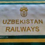 【DAY162・ウズベキスタン】タシケントから国境の街ウルゲンチへ寝台列車で移動