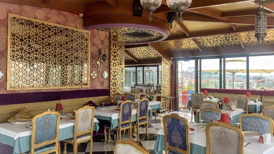 【DAY183・トルコ】イスタンブールおすすめレストラン「Roof Mezze 360」/街ブラ🎶