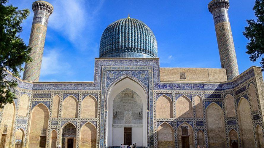 【DAY158・ウズベキスタン】サマルカンド観光&ブハラへ移動