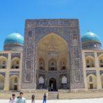 【DAY159・ウズベキスタン】ブハラ観光&タシケントへ寝台列車で移動