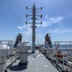 【DAY168・アゼルバイジャン】トルクメニスタンからアゼルバイジャンへ!船でカスピ海を渡る