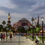 【DAY182・トルコ】イスタンブールをさらっと観光した日