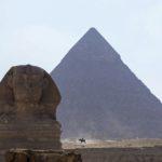 【DAY186・エジプト】ついに!ギザのピラミッドへ!!