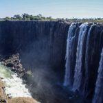 【DAY216・ジンバブエ】ザンビアからジンバブエに入国🇿🇼ヴィクトリアフォールズ(ジンバブエ側)へ