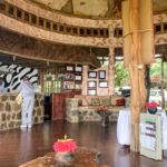 【DAY198・エチオピア】アルバミンチの最高級ホテル「パラダイスロッジ 」に宿泊!
