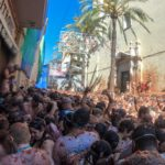 【DAY252・スペイン】ついにトマティーナ(トマト祭り)🍅🍅🍅トマトにまみれた日