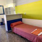 【DAY249・スペイン】バレンシアの大学の学生寮に宿泊!!🏫