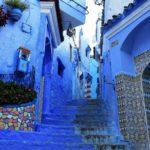 【DAY271・モロッコ】青の街「シャウエン」は朝に限る!!