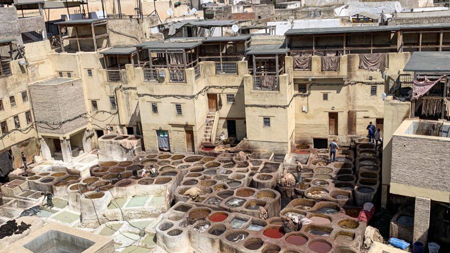 【DAY273・モロッコ】迷宮都市フェズを散歩🚶♂️これは本当に迷う・・・
