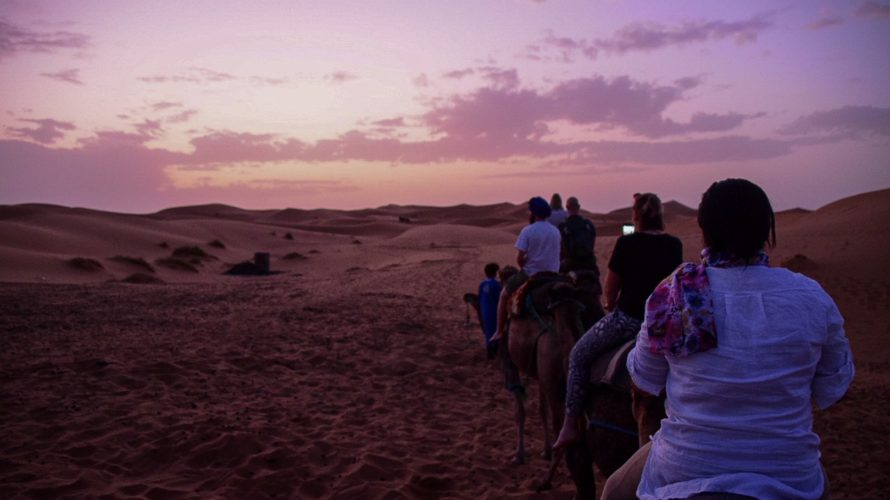 【DAY275・モロッコ】砂漠ツアー2日目&メルズーガからトドラ渓谷へ🗻