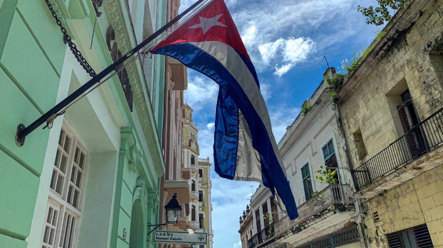 【DAY303・キューバ】クラシックカーが走るハバナの街をテクテク観光🚖