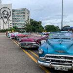 【DAY304・キューバ】憧れのクラシックカーに乗ってハバナの街を観光🚙