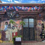 【DAY318・メキシコ】死者の日最終日!!ガイコツメイクで歩くオアハカの街💀