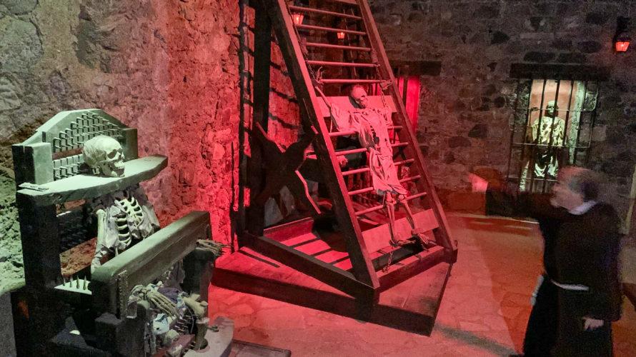 【DAY322・メキシコ】グアナファトの歴史に迫る!!銀鉱山跡と拷問器具が置かれる博物館へ・・・