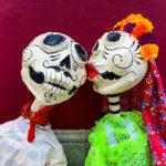 【DAY315・メキシコ】死者の日ムード満載なオアハカの街💀🌼