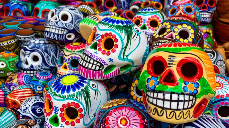 【DAY317・メキシコ】死者の日inオアハカを堪能💀💀💀