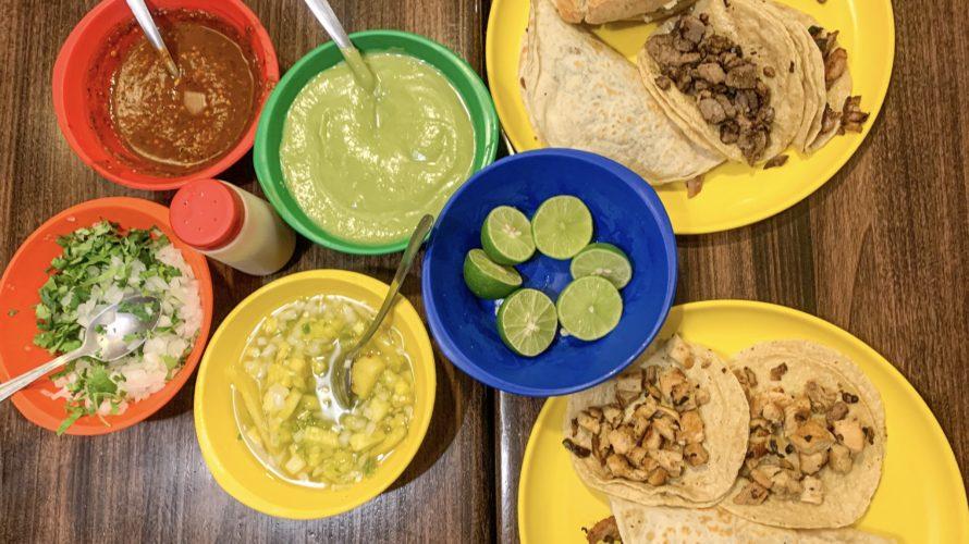 【DAY321・メキシコ】グアナファトでメキシコ料理を食べて飲んで🌮🍺