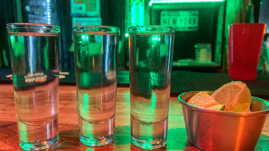 【DAY324・メキシコ】グアナファトで親友と再会!!バーでたんまりお酒をいただく🍺