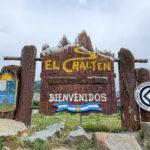 【DAY384・アルゼンチン】エルカラファテからエルチャルテンに移動🚌キャンプ用品をレンタル⛺️