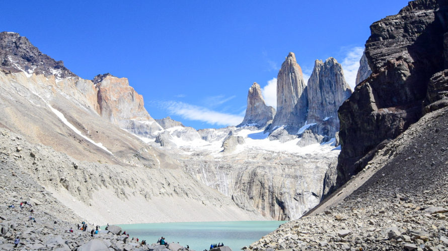 【DAY378・チリ 】正月のパイネ国立公園へ⛰最高の年明け