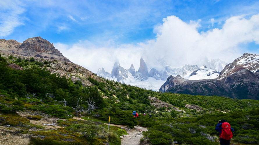 【DAY385・アルゼンチン】2泊3日のフィッツロイトレッキングの始まり🥾最高のトレッキング⛺️