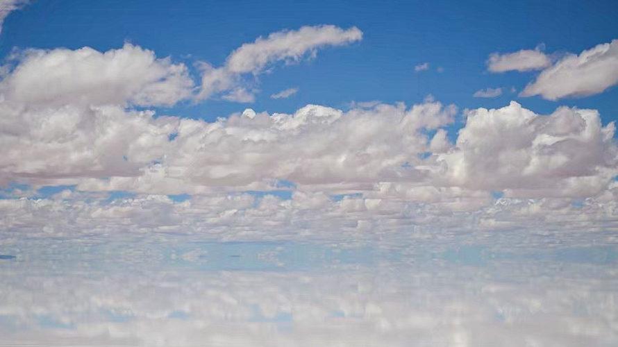 【DAY363・ボリビア 】5年振り。思い出のウユニ塩湖⭐️